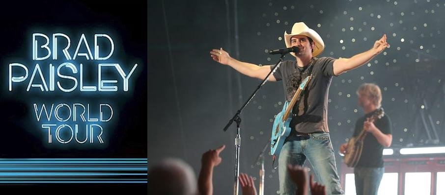 Brad Paisley at Northern Quest Casino Indoor Stage