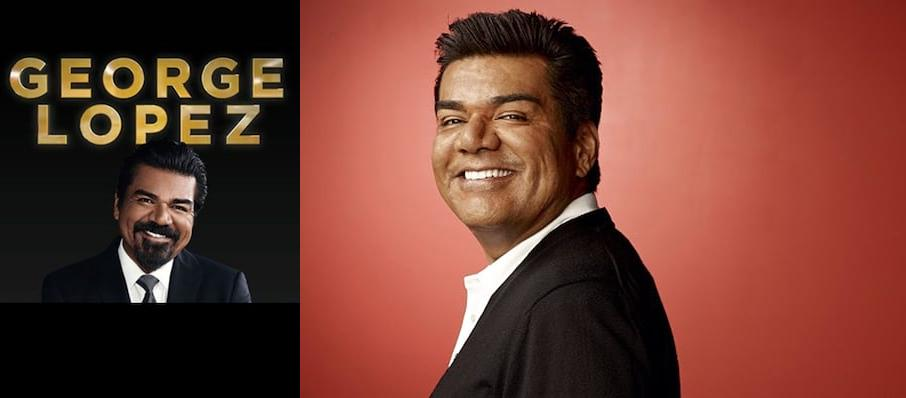 George Lopez at Martin Wolsdon Theatre at the Fox