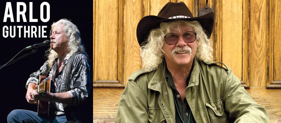 Arlo Guthrie at Bing Crosby Theater