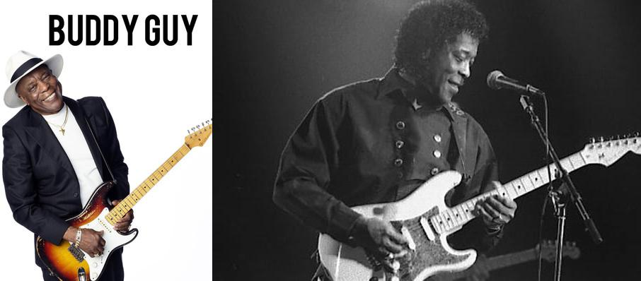 Buddy Guy at Martin Wolsdon Theatre at the Fox
