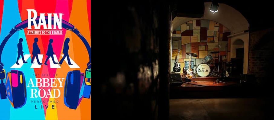 Rain - A Tribute to the Beatles at First Interstate Center for the Arts