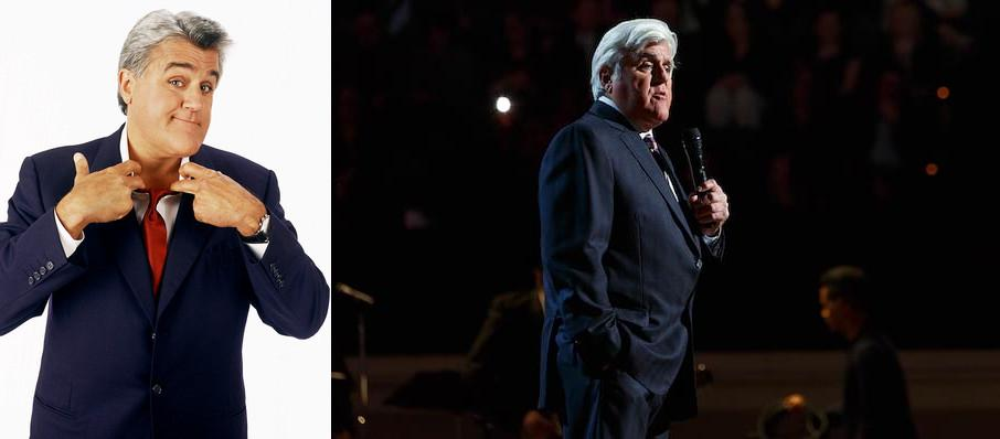 Jay Leno at Pend Oreille Pavilion - Northern Quest Resort & Casino