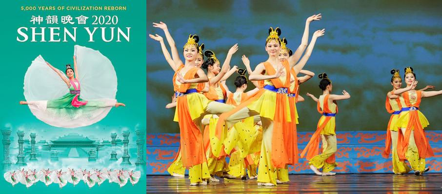 Shen Yun Performing Arts at Inb Performing Arts Center