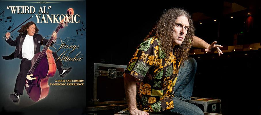 Weird Al Yankovic at Martin Wolsdon Theatre at the Fox