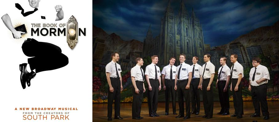 The Book of Mormon at First Interstate Center for the Arts