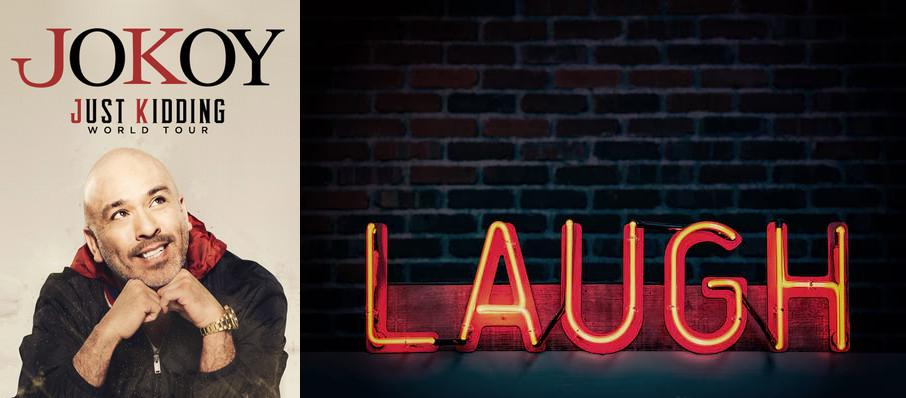 Jo Koy at First Interstate Center for the Arts