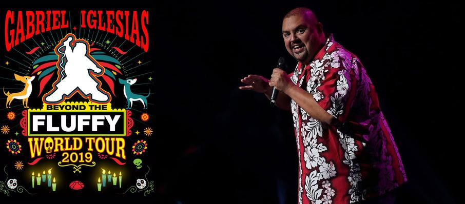 Gabriel Iglesias at Northern Quest Casino Indoor Stage
