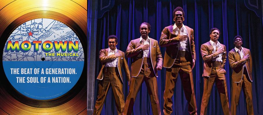 Motown - The Musical at Inb Performing Arts Center