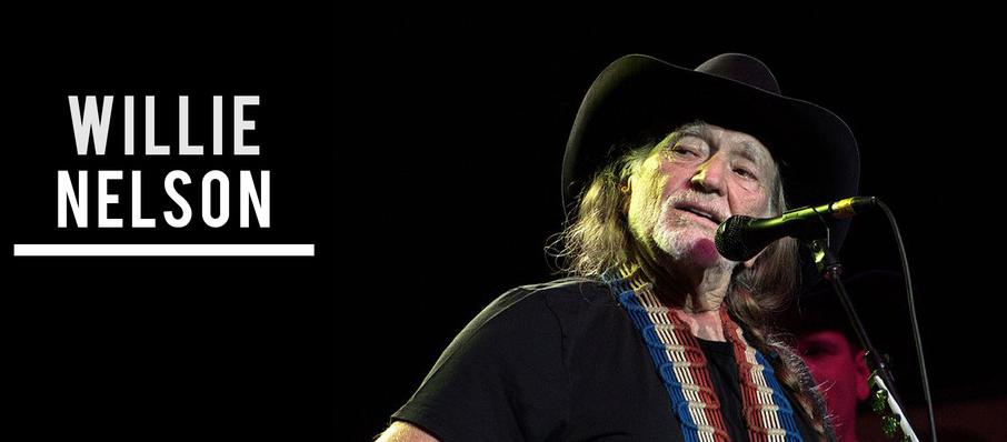 Willie Nelson at Northern Quest Casino Indoor Stage