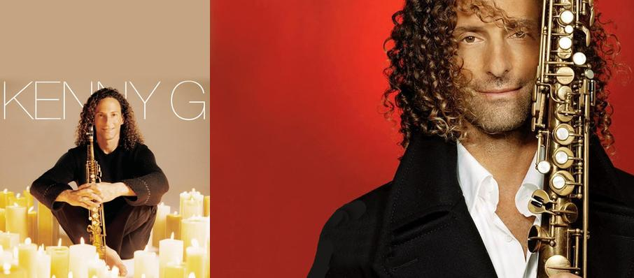Kenny G. Holiday Show at Northern Quest Casino Indoor Stage