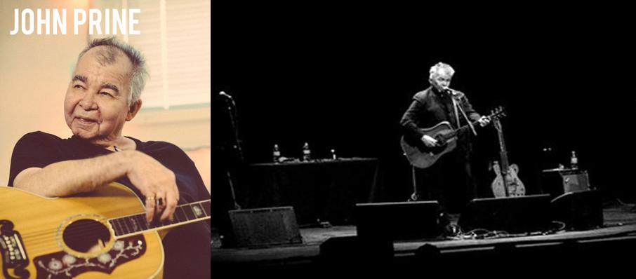 John Prine at First Interstate Center for the Arts
