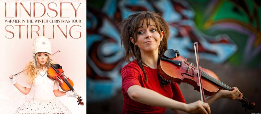 Lindsey Stirling at Inb Performing Arts Center