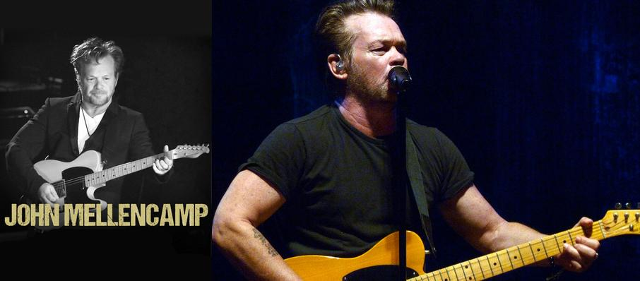 John Mellencamp at Inb Performing Arts Center