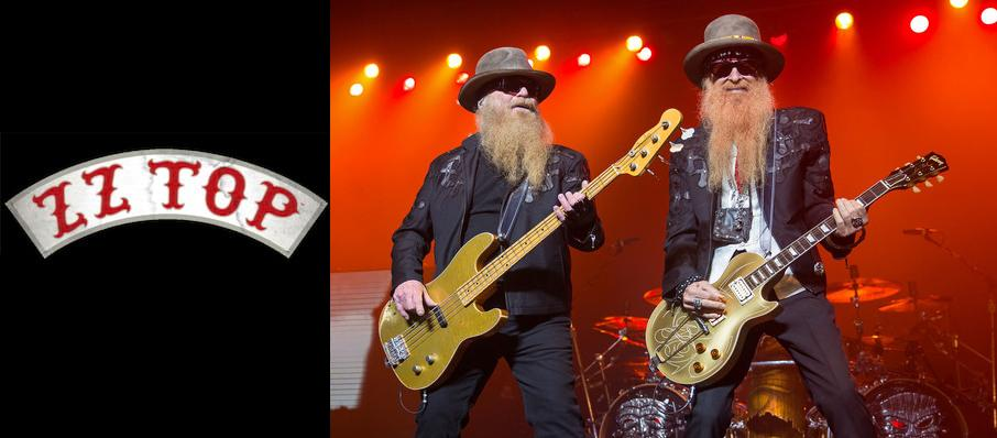 ZZ Top at Northern Quest Casino Indoor Stage