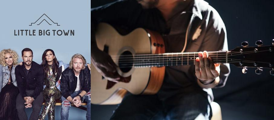 Little Big Town at Northern Quest Casino Indoor Stage
