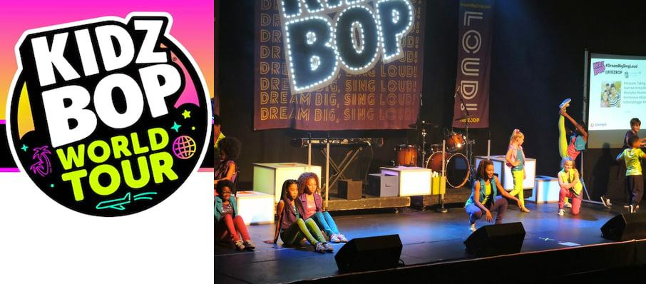 Kidz Bop Kids at First Interstate Center for the Arts