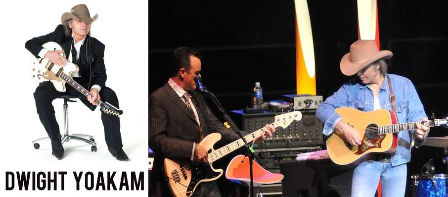 Dwight Yoakam at First Interstate Center for the Arts