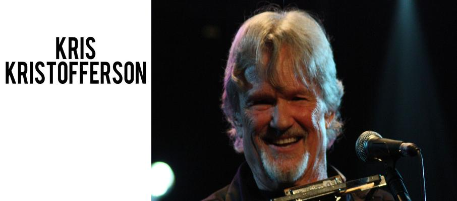 Kris Kristofferson at Martin Wolsdon Theatre at the Fox
