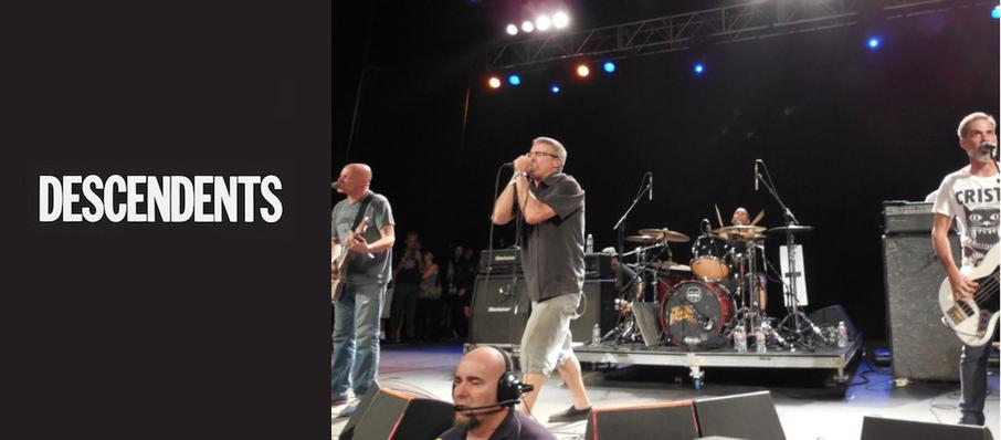 Descendents at Knitting Factory Spokane