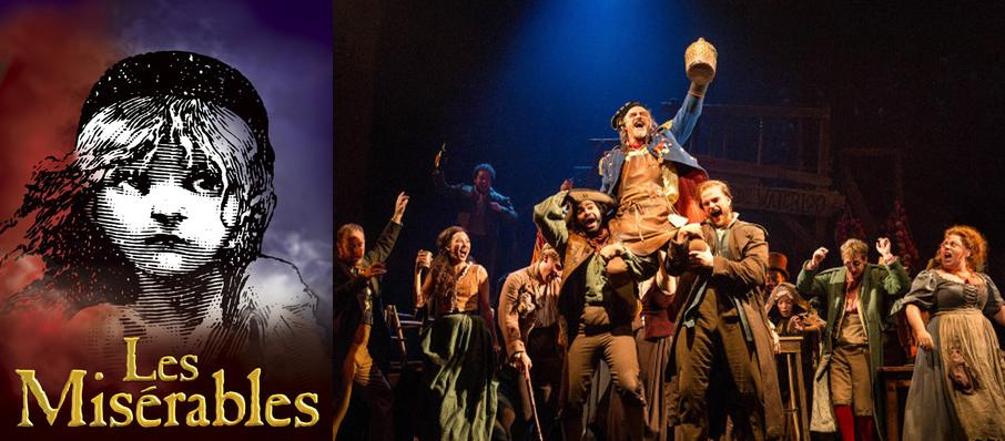 Les Miserables at Inb Performing Arts Center