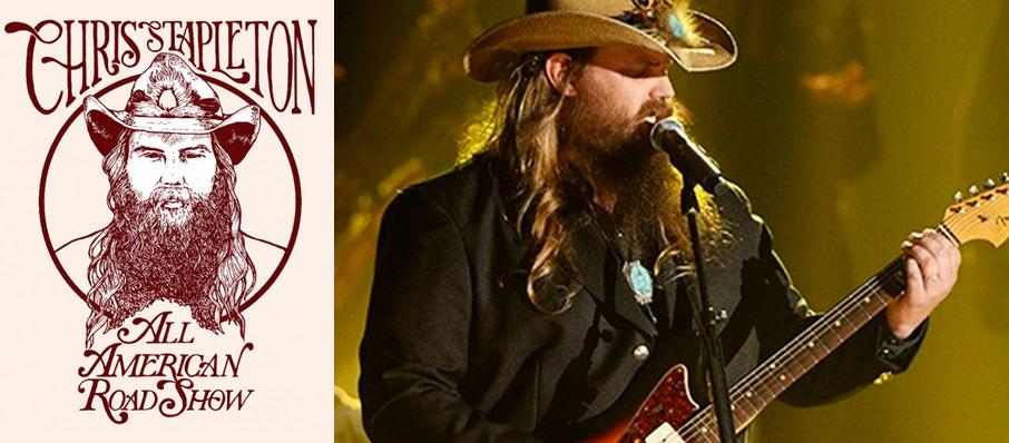 Chris Stapleton at Spokane Arena