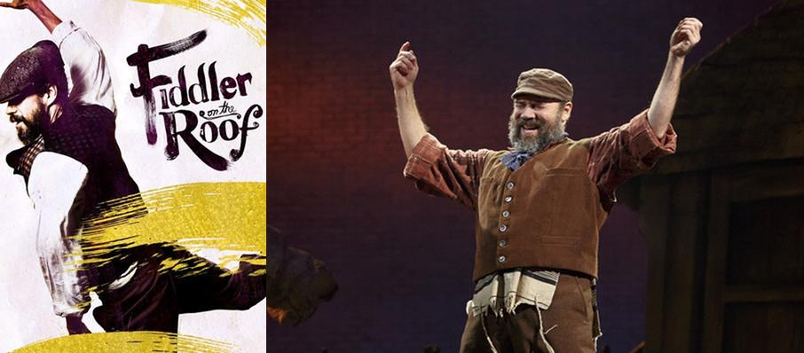 Fiddler on the Roof at First Interstate Center for the Arts