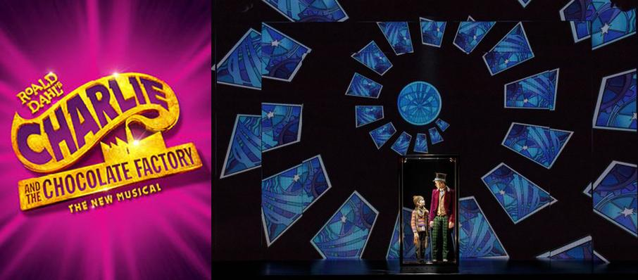 Charlie and the Chocolate Factory at First Interstate Center for the Arts