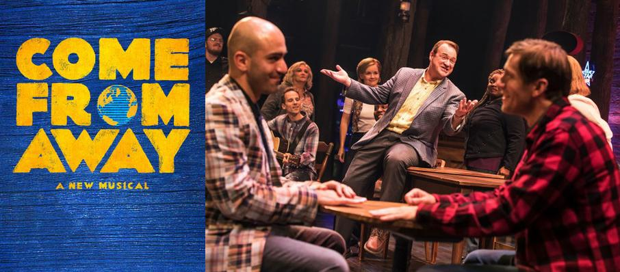 Come From Away at First Interstate Center for the Arts