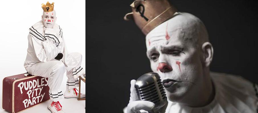 Puddles Pity Party at Bing Crosby Theater