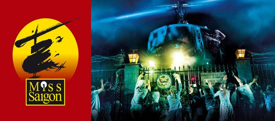 Miss Saigon at First Interstate Center for the Arts