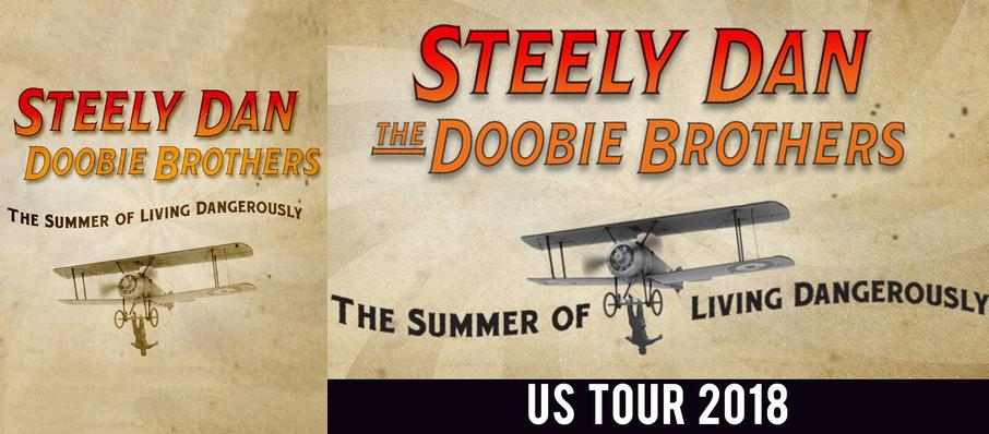 Steely Dan and The Doobie Brothers at Spokane Arena