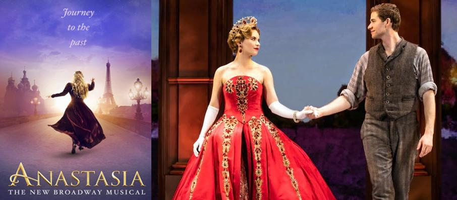 Anastasia at First Interstate Center for the Arts