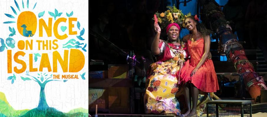 Once On This Island at First Interstate Center for the Arts