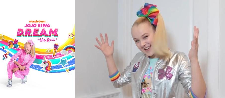 Jojo Siwa at Spokane Arena