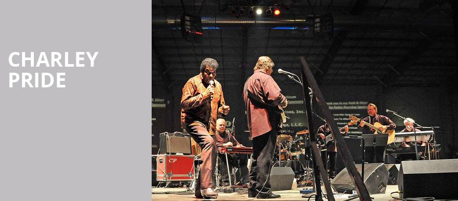 Charley Pride, Pend Oreille Pavilion Northern Quest Resort Casino, Spokane