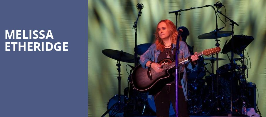 Melissa Etheridge, Spokane Arena, Spokane