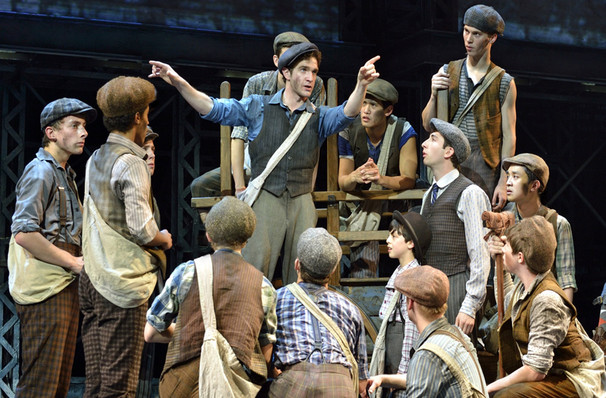 Newsies, Inb Performing Arts Center, Spokane