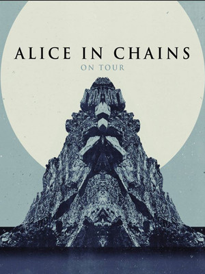 Alice In Chains, Inb Performing Arts Center, Spokane